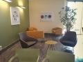 Rinnovo sala attesa settimo piano Istituto dei Tumori