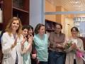 Cerimonia Targa in memoria di Irene Pamiro, Biblioteca Scientifica Umberto Veronesi, Istituto dei Tumori di Milano