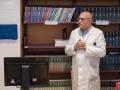 Prof. Mazzaferro alla Cerimonia Targa in memoria di Irene Pamiro, Biblioteca Scientifica Umberto Veronesi, Istituto dei Tumori di Milano