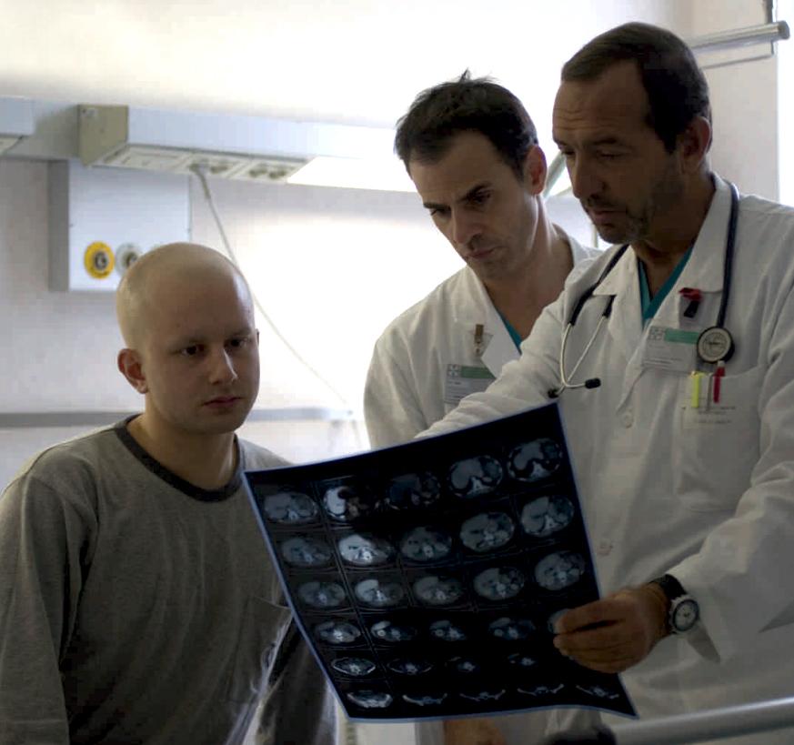L'esperienza personale: il familiare colpito da tumore