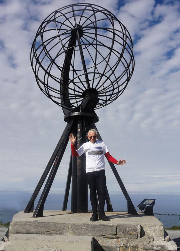 Il mio viaggio a Capo Nord