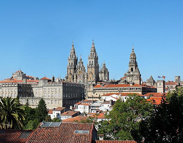 Il mio cammino a Santiago di Compostela