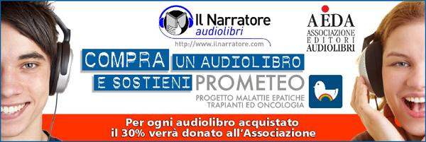 Compra un Audiolibro Il Narratore