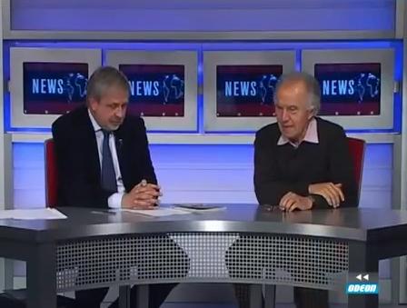 ODEON TV - Guido Arrigoni, VicePresidente di PROMETEO Onlus presenta la Guida del progetto A Casa Lontani da Casa