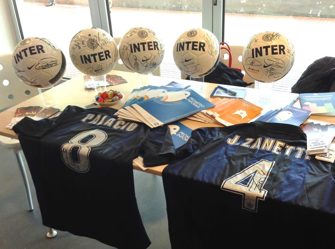 23 febbraio: Inter insieme a PROMETEO per sostenere i malati di fegato
