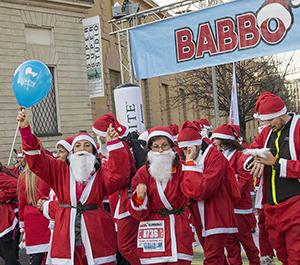 Babbo Running 2015: corri anche tu per PROMETEO!