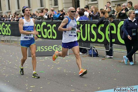 luca mancii milano marathon 2016