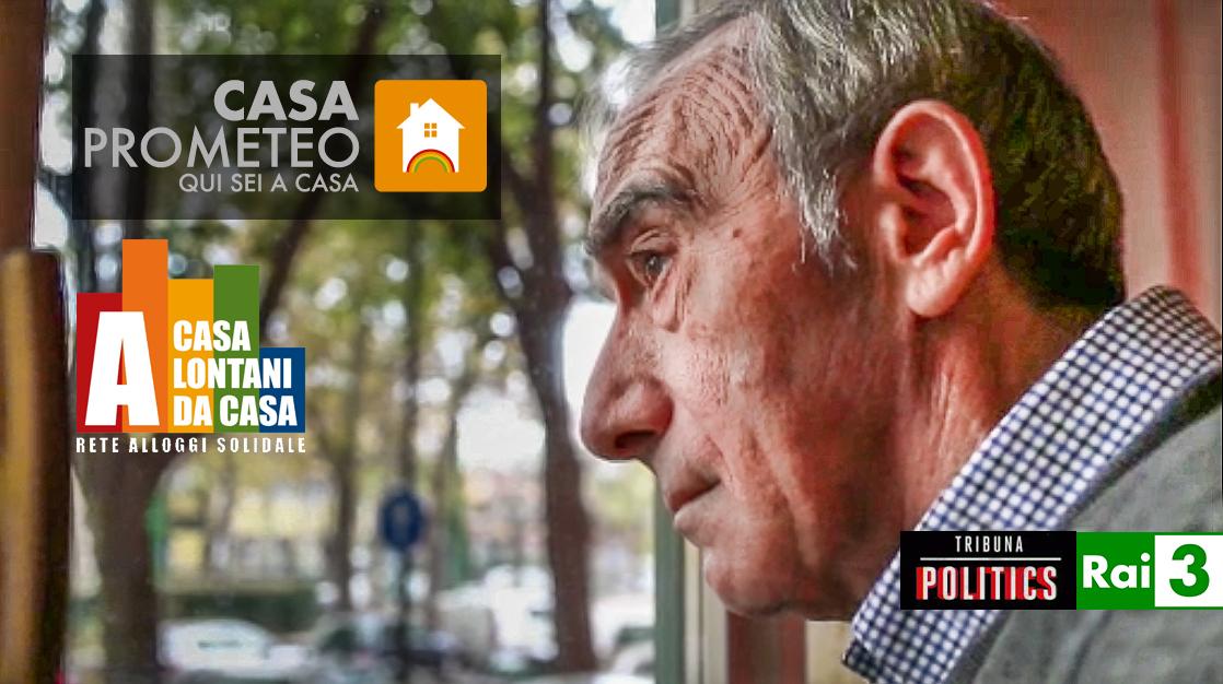 Migrazione sanitaria - Il servizio di RAI 3 a CasaPROMETEO per Politics