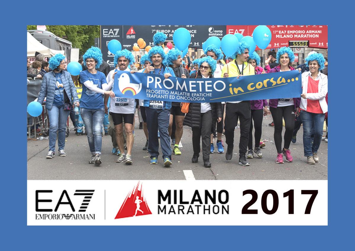 2 aprile 2017, la nostra Milano Marathon e il Charity Program
