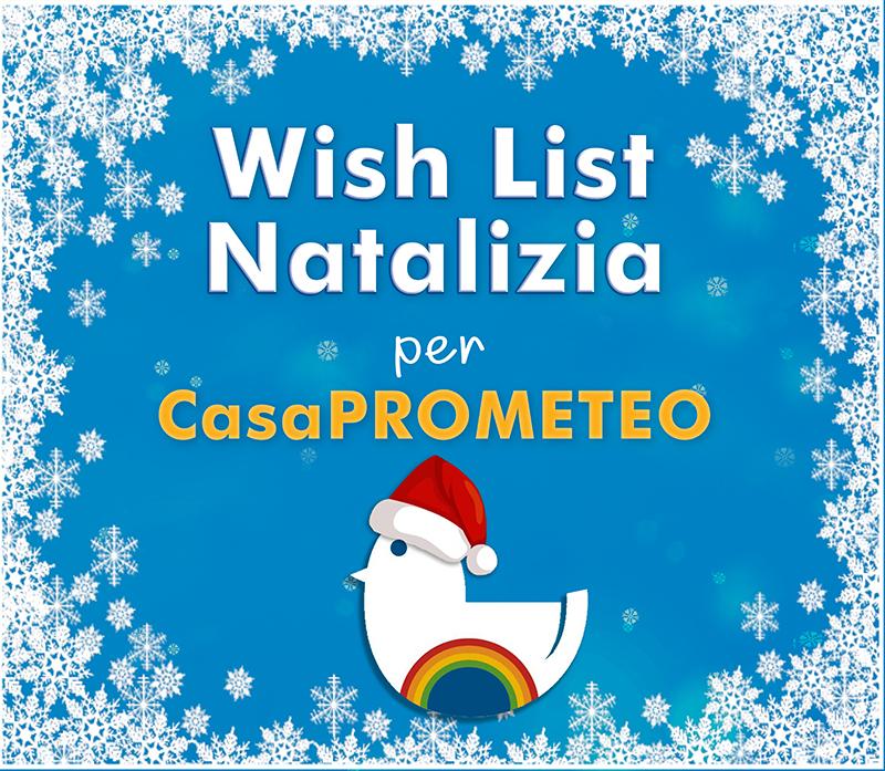 Per questo Natale desideriamo... offrire case più accoglienti ai nostri ospiti! Ecco la Wish List su Amazon 1