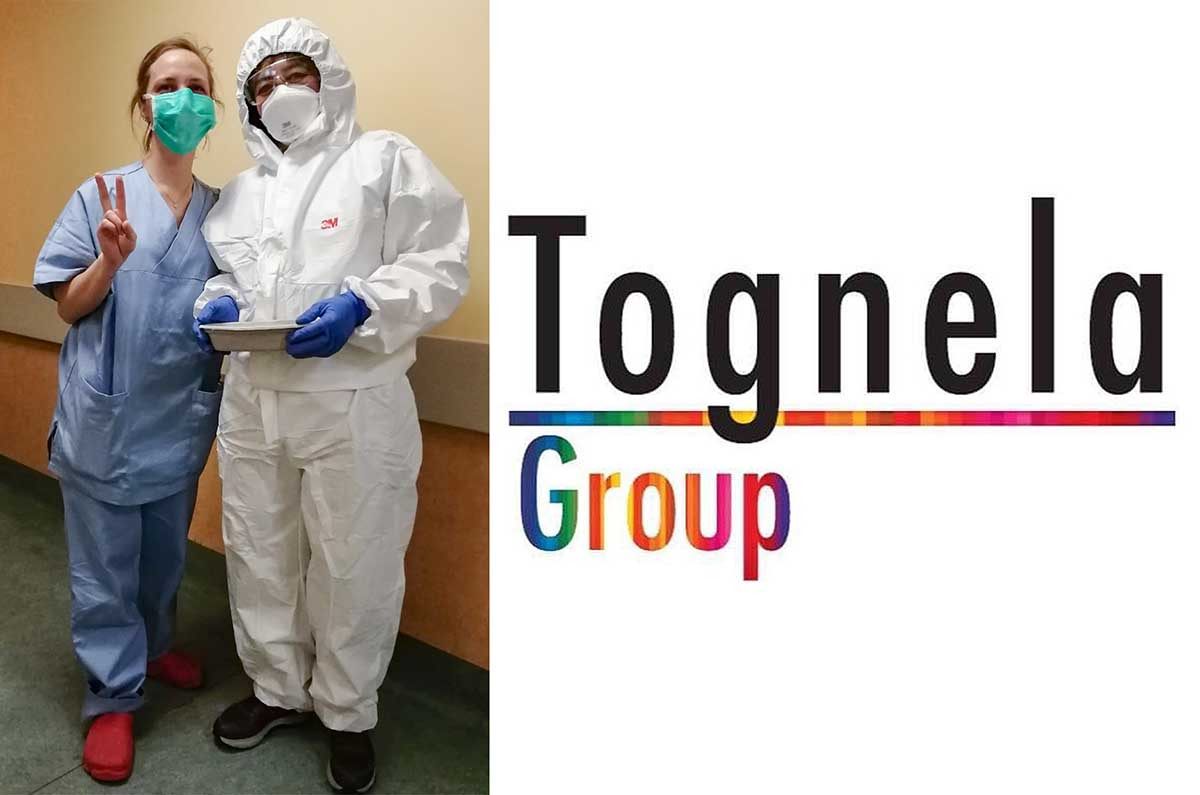 Tognela Group per Istituto dei Tumori