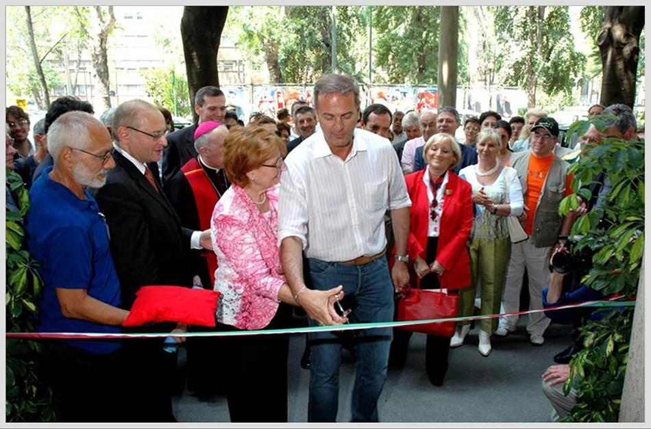 inaugurazione CasaPROMETEO