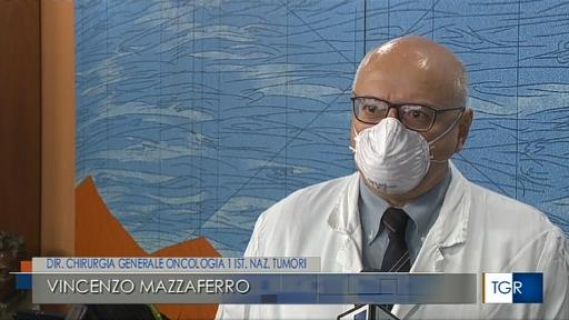 Vincenzo Mazzaferro Ambrogino d'oro