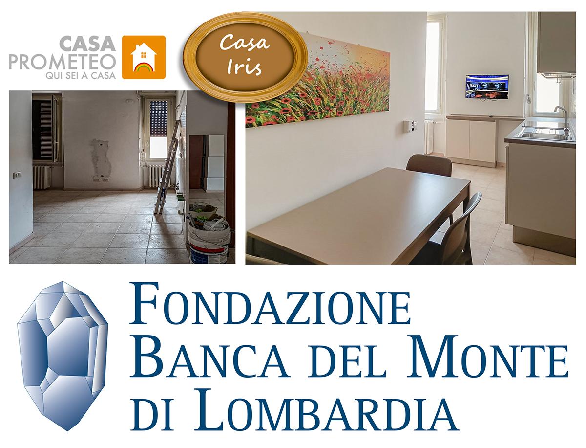Fondazione Banca del Monte di Lombardia e la nuova Casa Iris